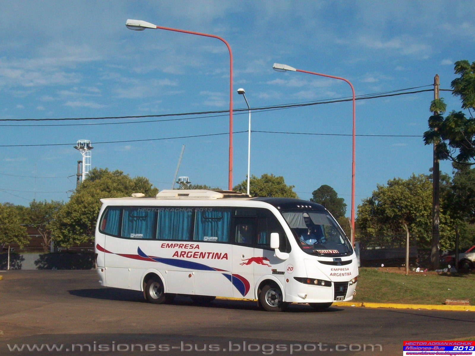 Misionesbus Empresa Argentina Misiones 20