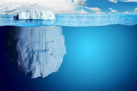 Το μεγαλύτερο παγόβουνο της γης αποκολλήθηκε από την Ανταρκτική