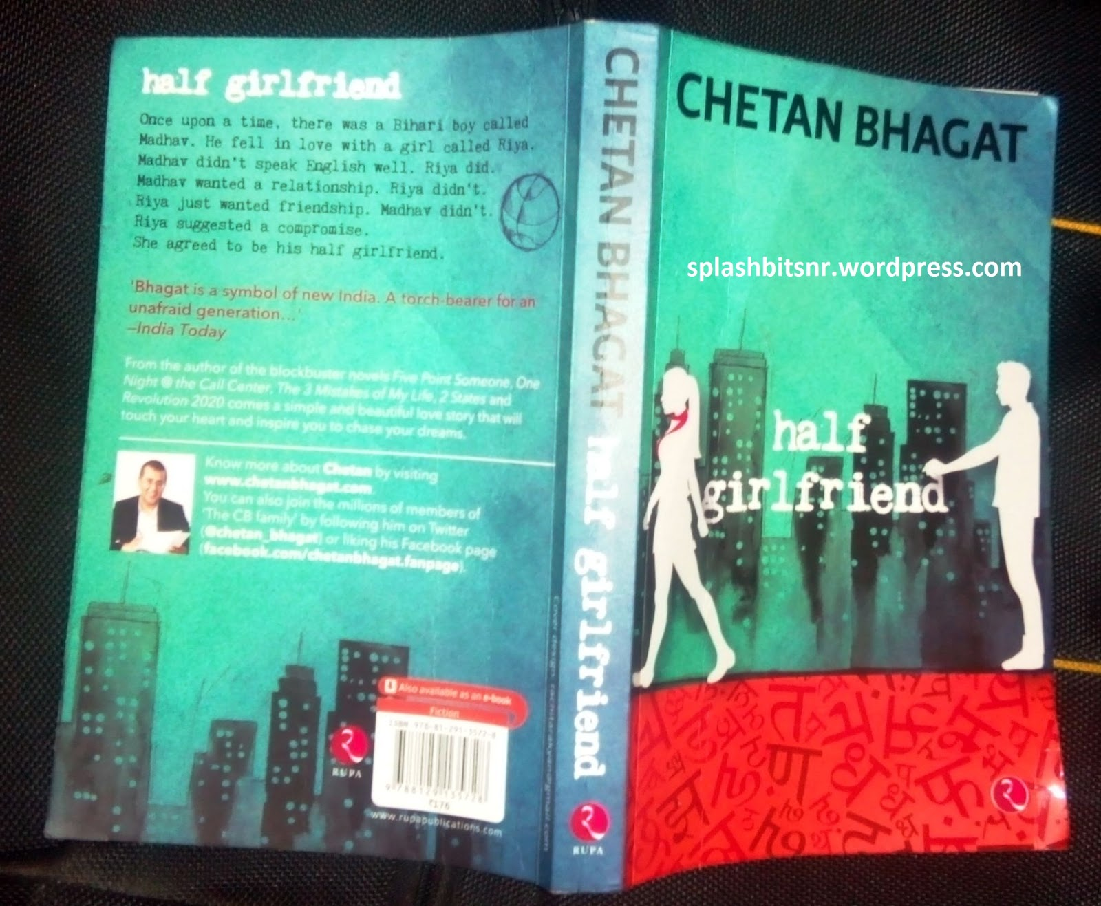Half Girlfriend Story In Hindi Pdf