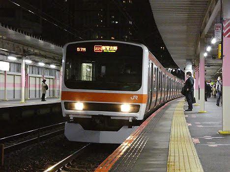 【ダイヤ改正でも残留】209系の武蔵野線 しもうさ新習志野行き