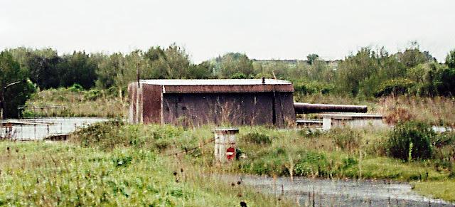 O canhão de Alcabideche