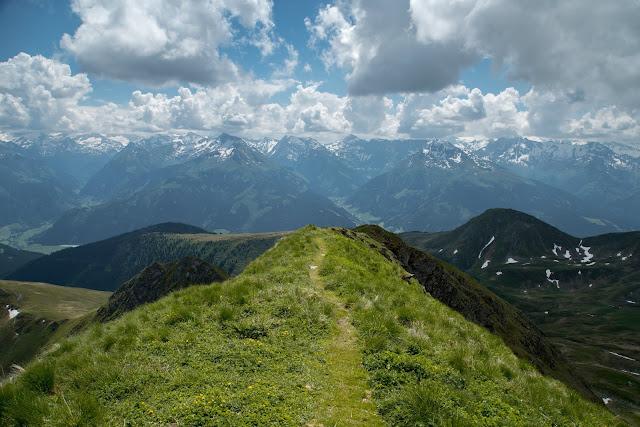 Bergtour Geißstein | Wandern Saalbach | Wanderung SalzburgerLand | Bergwanderung im Glemmtal 13