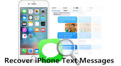 recover iphone text messages