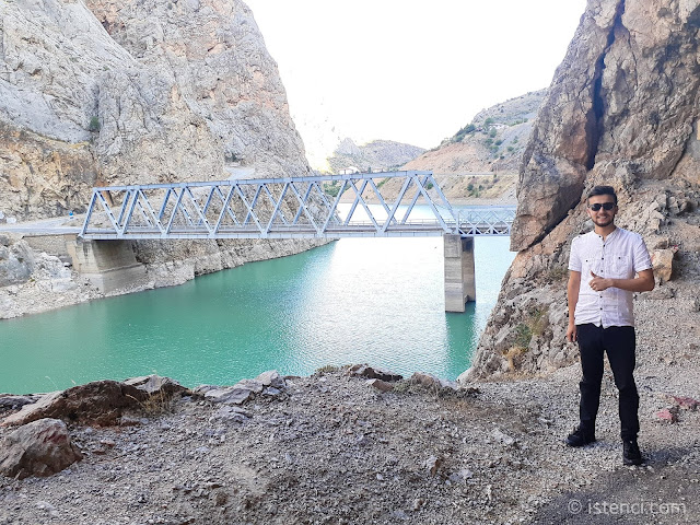Erzincan, Kemaliye Karanlık Kanyon, Demir Köprü ve El Kazması Taş Tüneller | Harun İstenci | Erzincan, Kemaliye (Eğin) - Eylül 2019