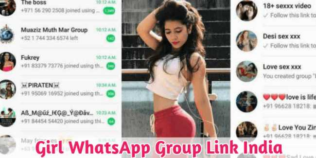 WhatsApp Group Link India | Unlimited Girl WhatsApp Group Link