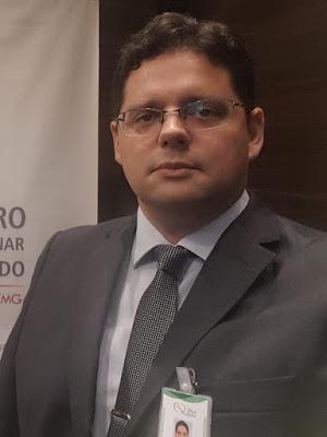 Antônio Márcio de Faria Andrade, hepatologista e responsável técnico pelo transplante de fígado do Hospital Felício Rocho