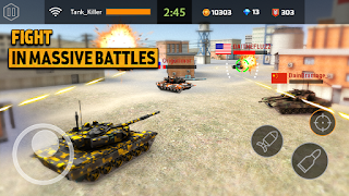 Iron Tank Assault
