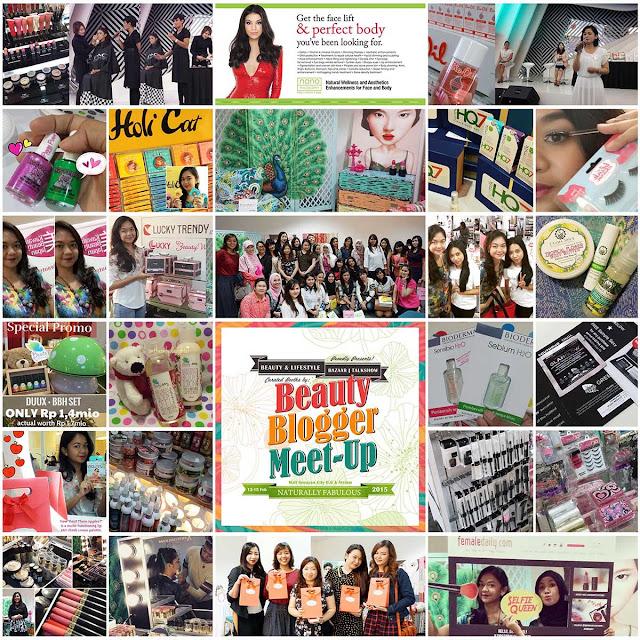Beauty Blogger Meet Up 2015