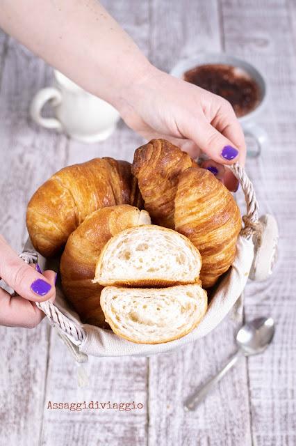 Croissant -cornetto parigino di Iginio Massari