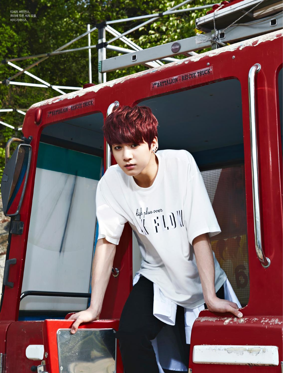 Kumpulan Foto Foto Jeon Jungkook BTS Seputar K POP