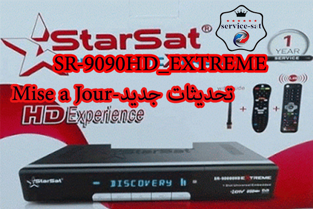 starsat SR-9090HD_EXTREME