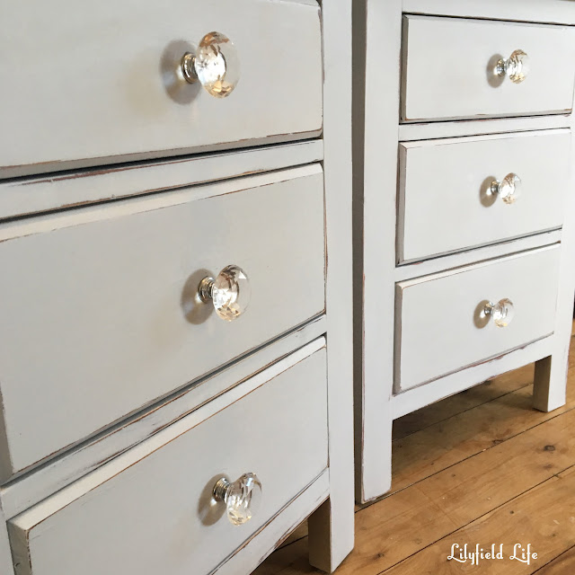 ASCP Custom mixed grey; hand painted furniture by lilyfield life