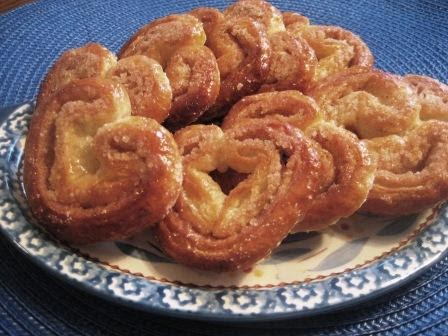 Schulz Family Recipe Collection: Cinnamon Elephant Ears (Palmiers)