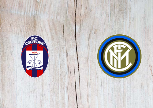 Crotone vs Internazionale -Highlights 01 May 2021