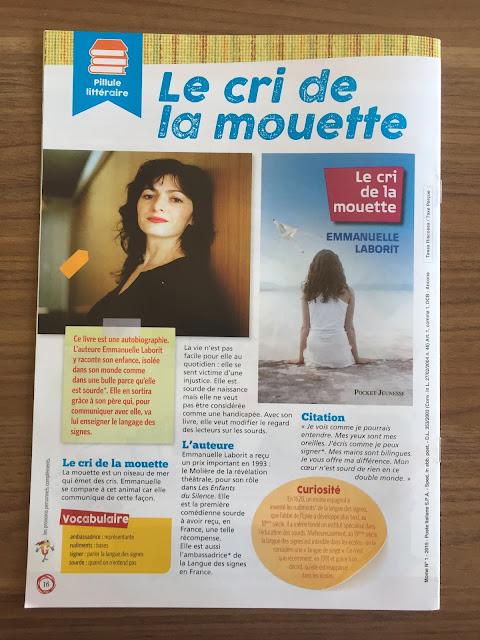 """""""Môme"""" - przykładowy artykuł - Francuski przy kawie"""
