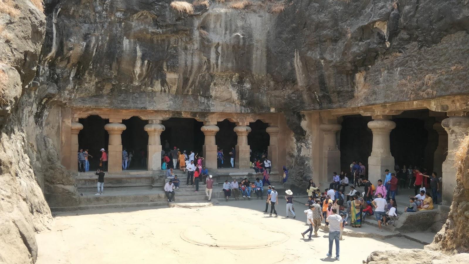 Elephanta Caves,Mumbai