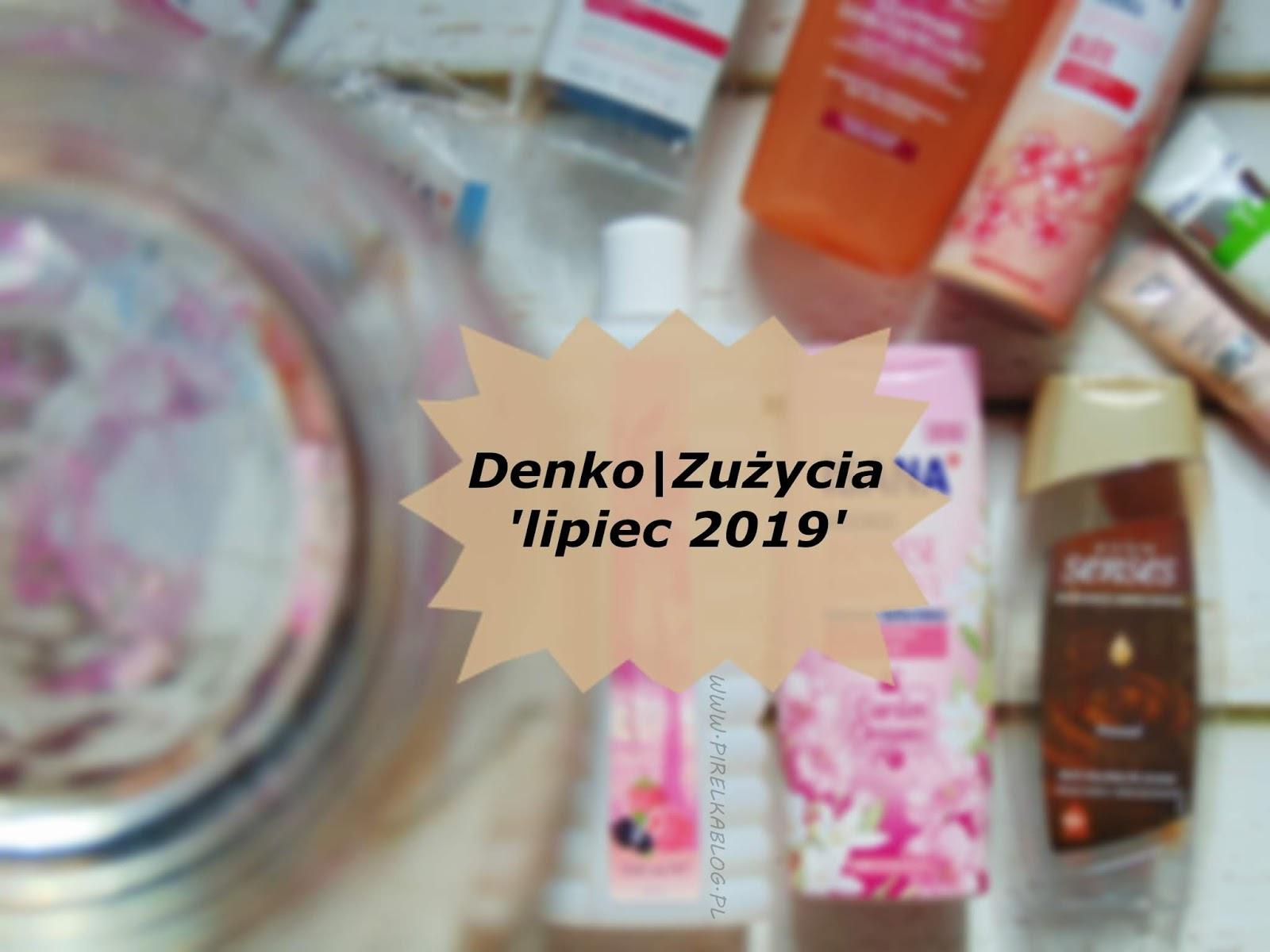 Denko | Zużycia 'lipiec 2019'