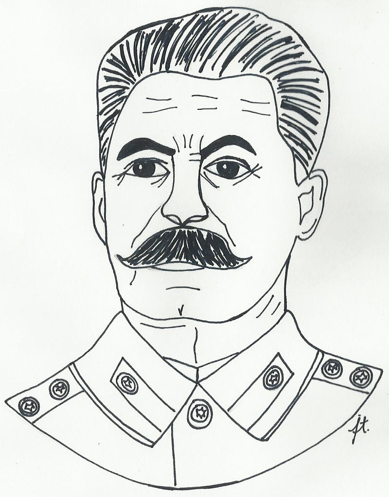 Coloring Pages Of Hitler