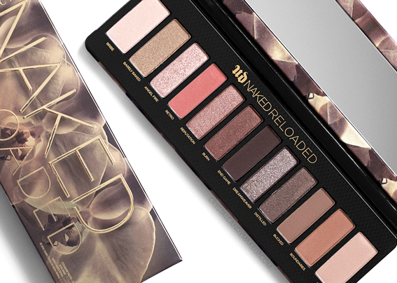 Urban Decay Naked Reloaded Eyeshadow Palette Review