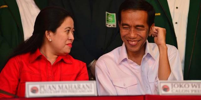 Cawapres Jokowi Puan Maharani atau Budi Gunawan  ?