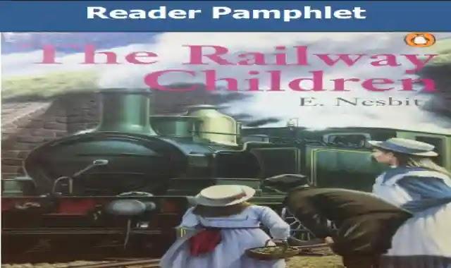 شيتات اسئلة واجابات نموذجية علي قصة اطفال السكة الحديد The railway children شيتات على قصة اطفال السكة الحديد The railway children