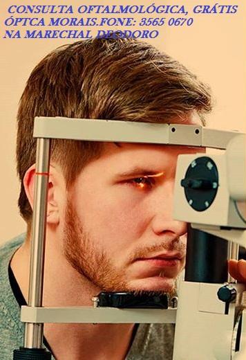 Resultado de imagem para hoje é dia de oftalmologista na óptica morais