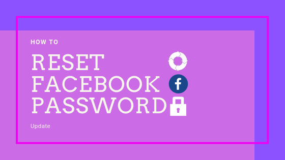 Reset Password For Facebook<br/>