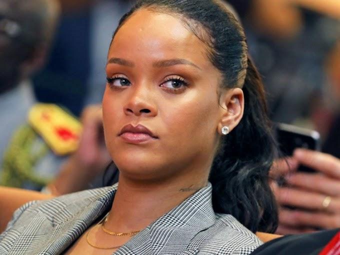 Rihanna backs Sudanese protesters demanding civilian rule
