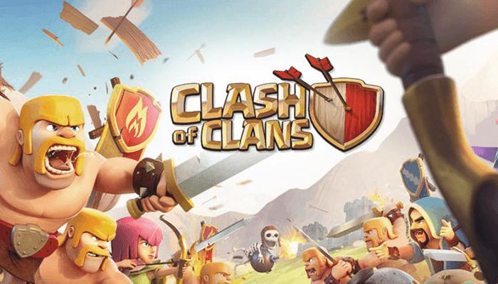 Clash of Clans Ücretsiz Çarlar 2017