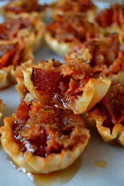 Maple Caramel Bacon Crack Bites
