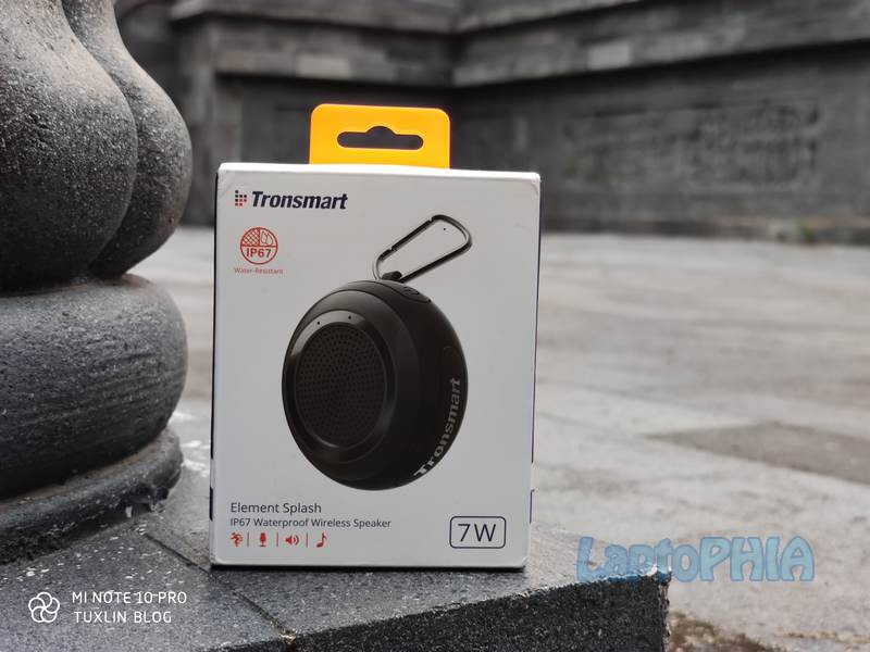 Review Tronsmart Element Splash