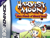 Download Harvest Moon More Friends Of Mineral Town GBA