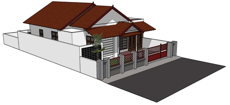 Golo House Karya Eko Cahyo Saputro
