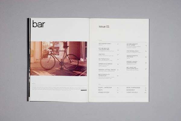 30 Stylish Examples Of Layouts In Magazine Design
