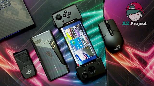 ASUS ROG PHONE - Oprek Android