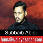 https://humaliwalaazadar.blogspot.com/2019/08/subbaib-abidi-nohay-2020.html