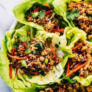 Asian Turkey Lettuce Wraps #healthyrecipeseasy #healthyrecipesdinnercleaneating #healthyrecipesdinner #healthyrecipesforpickyeaters #healthyrecipesvegetarian #HealthyRecipes #HealthyRecipes #recipehealthy #HealthyRecipes #HealthyRecipes&Tips #HealthyRecipesGroup  #food #foodphotography #foodrecipes #foodpackaging #foodtumblr #FoodLovinFamily #TheFoodTasters #FoodStorageOrganizer #FoodEnvy #FoodandFancies #drinks #drinkphotography #drinkrecipes #drinkpackaging #drinkaesthetic #DrinkCraftBeer #Drinkteaandread #RecipesFood&Drink