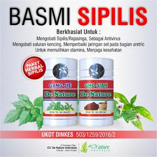 Obat Tradisional untuk Sipilis