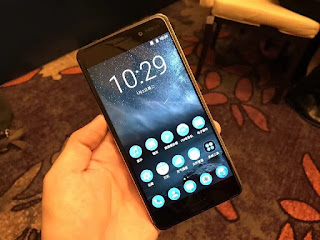 بالصور مواصفات هاتف Nokia 6 مميزات موبايل نوكيا Nokia 6 الجديد ومنافسة قوية بين الهواتف الذكية بالأسواق تطلقها شركة نوكيا 2017