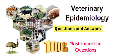 Veterinary Epidemiology Questions and answers