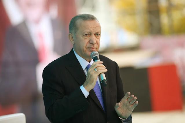 Ο Ερντογάν είναι ο πρωταθλητής του ριζοσπαστικού Ισλαμισμού