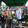Pangdam Hasanuddin Bagikan 200 Unit Sepeda kepada Prajurit dan Pns Kodam Hasanuddin