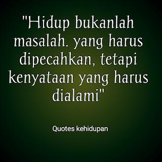 quotes dan kata kata inspirasi tentang kehidupan