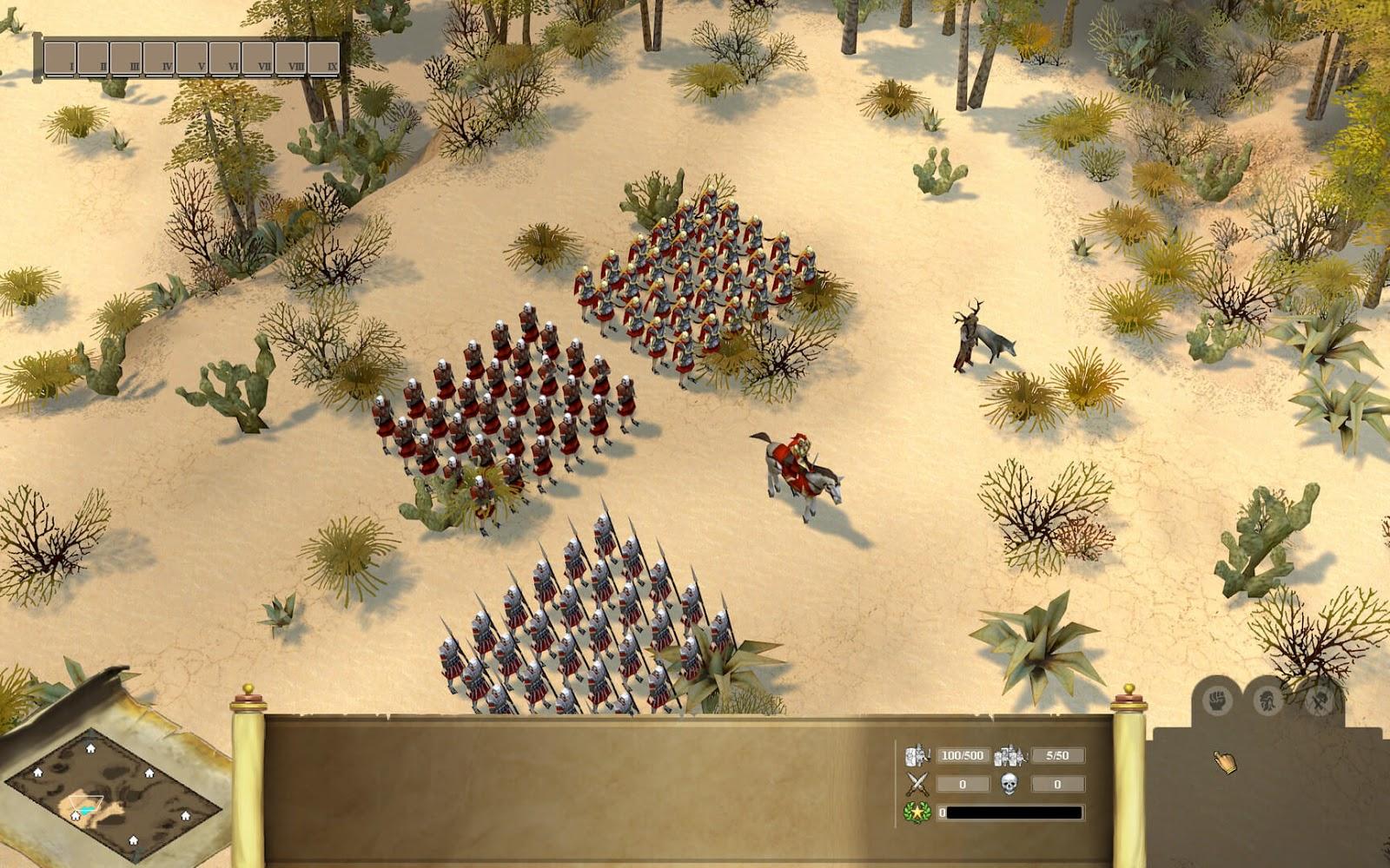 Praetorians HD Remaster Full Español