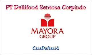 Lowongan Kerja Tangerang PT Dellifood Sentosa Corpindo Via Email 2019