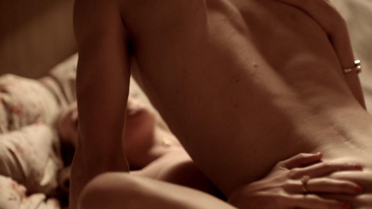 Misfits nude sex scene right here