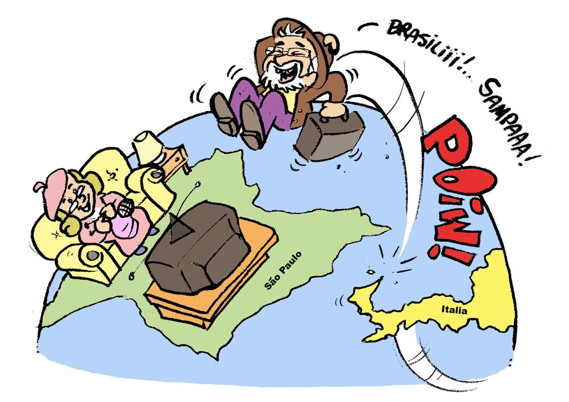 Cris Magno Imigrantes Italianos