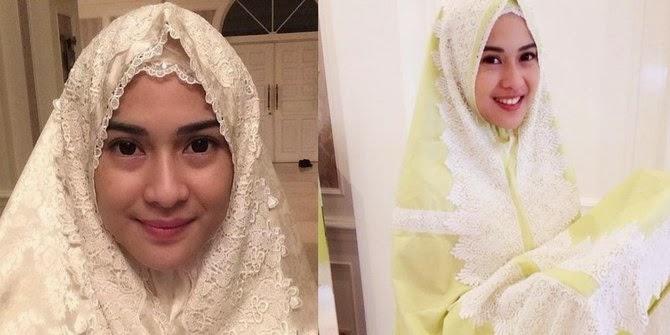 10 Artis Mualaf Paling Cantik Di Indonesia