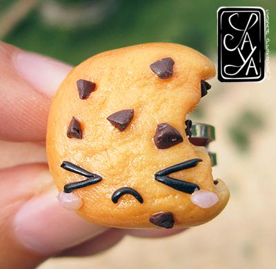 Crunched cookie - Cookie croqué