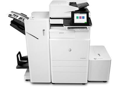 Image HP LaserJet MFP E82540 Printer Driver